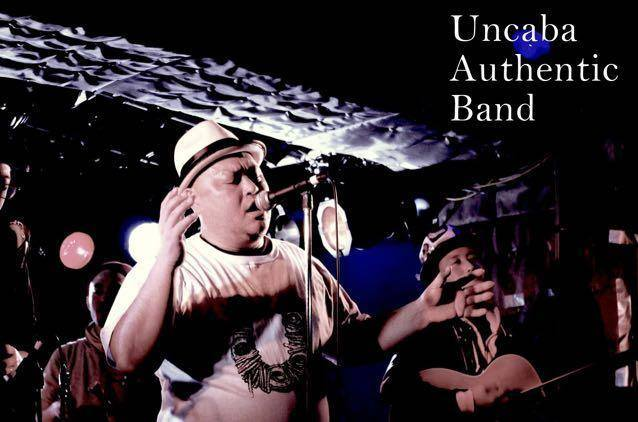 Uncaba Authentic Band acoustic set with ERI KONISHI