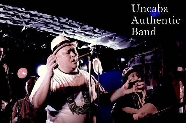 Uncaba Authentic Band acoustic set with ERI KONISHI